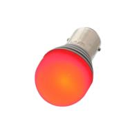 High Power 1157 LED Bulb - Red - Hot Rat street Rod Motorcycle Off-Road Custom