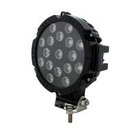 "17 High Power LED 7"" Spot/Off Road Light - Lumens 3100 - Jeep Sand Rail Buggy"