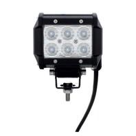 6 High Power 3 Watt LED Driving/Work Flood Light, Competition Series