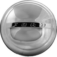 1947-56 Stainless Steel Ford Passenger Car & Pick-Up Truck Hub Cap