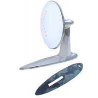 Exterior Mirror, With LED, Ea, Compatible with Chevy 1955-1957 Passenger Car