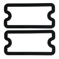 1967 - 1968 Chevrolet / Chevy / GMC Truck Parking Light Lens Gasket Pads, Pr