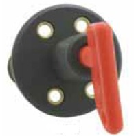 Truck, Car, RV Battery Cut Off Switch, HD Plastic, EA