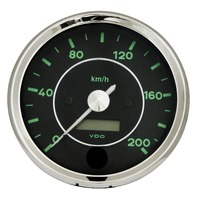 "VDO ""356"" Series 200KM Speed Gauge"
