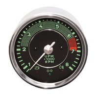 "VDO ""356"" Tachometer (0 to 8000RPM) For VW Dune Buggy Baja Bug Sand Rail"
