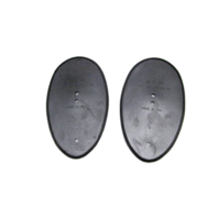 Tail Light Assembly Seals, Pair, Compatible with VW Type 1 Bug/Beetle 1956-1961