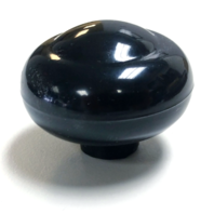 Shift Knob, Black, 10mm Threaded, Bug 49-60 68-79, Bus 52-67, Ghia 55-61
