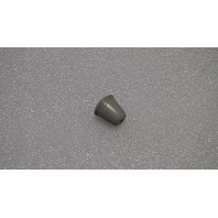 VW AIR COOLED  BUG & GHIA & TYPE 2,GREY ,WIPER KNOB 4mm THREAD,NEW