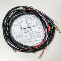 1967 VW Karmann Ghia (ALL) Wiring Works MAIN Wire Harness Kit - USA MADE