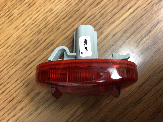 Body & Trim Marker Light Assemblies Partsam Smoke Lens Dually Bed