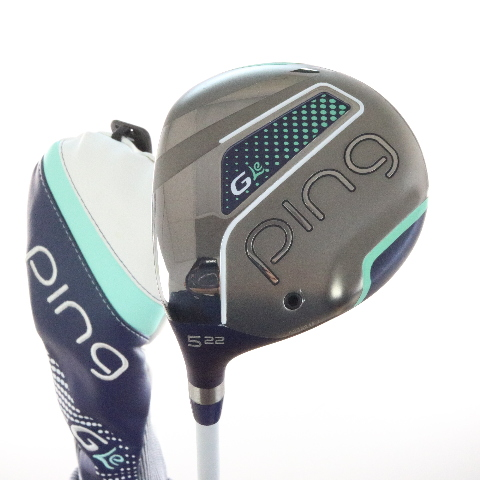 Ping G Le 5 Fairway Wood 22 Degrees Ult230 Ladies Flex