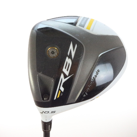 Taylormade Rbz Stage 2 Driver >> Details About Taylormade Rbz Stage 2 Driver 10 5 Degrees Graphite Ladies Flex Lh 56461a