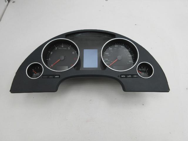 2007-2009 Audi A4 B7 Cabriolet #1052 Instrument Cluster Speedometer