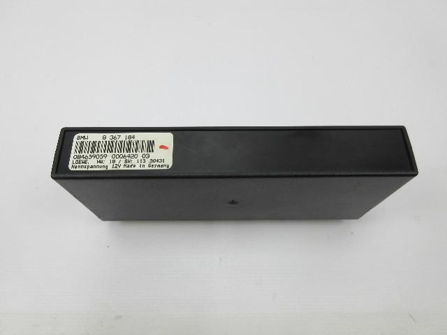 91-97 BMW 840ci 840i E31 #1051 Anti-Theft DWA Alarm Control Unit Module 8367184