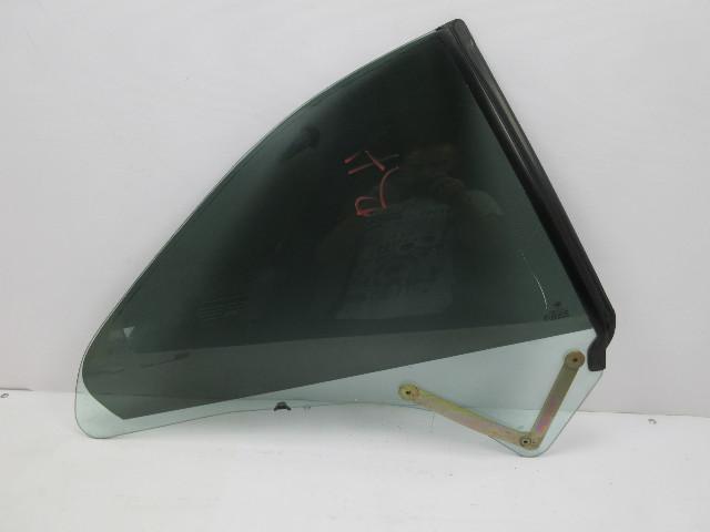 91-97 BMW 840ci 840i E31 #1051 Rear Quarter Window Glass, Right Passenger Side