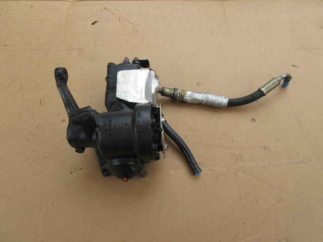 91-97 BMW 840ci 840i E31 #1051 Power Steering Hydraulic Gearbox 32131138699