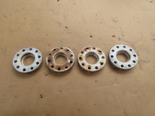 91-97 BMW 840ci 840i E31 #1051 H&R 3075725740 15mm Wheel Spacers + Hub Adapter
