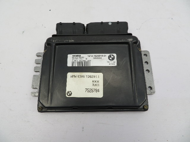 03 Mini Cooper S R50 R52 R53 #1060 Engine Computer ECU 12147520019