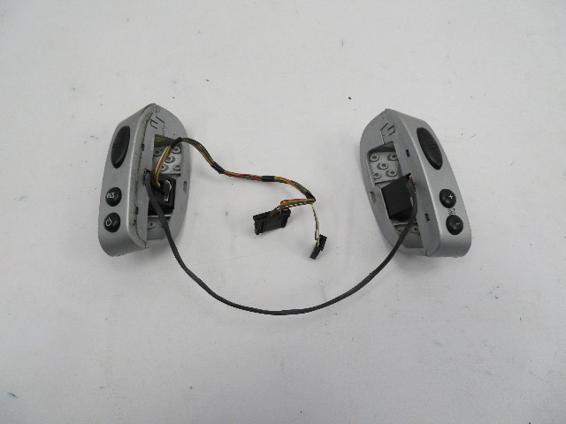 03 Mini Cooper S R50 R52 R53 #1060 Steering Wheel Switch Set Cruise Power Resume