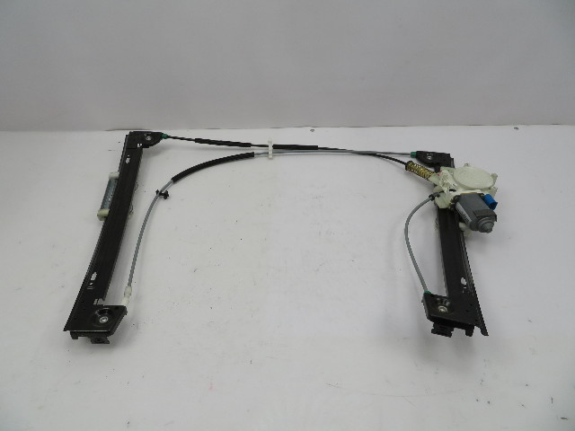 03 Mini Cooper S R50 R52 R53 #1060 Window Motor & Regulator Left Driver