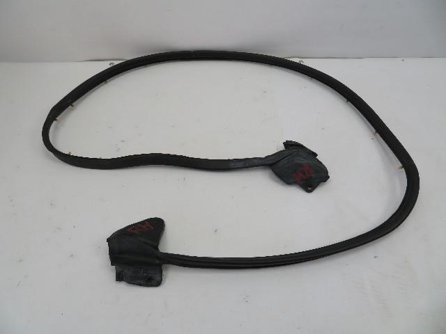 1986-1992 Toyota Supra MK3 #1062 Right Passenger Door Shell Seal Weatherstrip