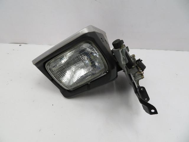 1986 Toyota Supra MK3 #1062 Right Passenger Side Headlight W/ Motor Complete