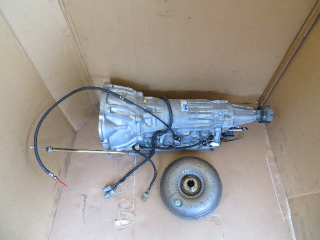 1986-1992 Toyota Supra MK3 #1062 Automatic Transmission A340 W/54k Miles 30-40LE