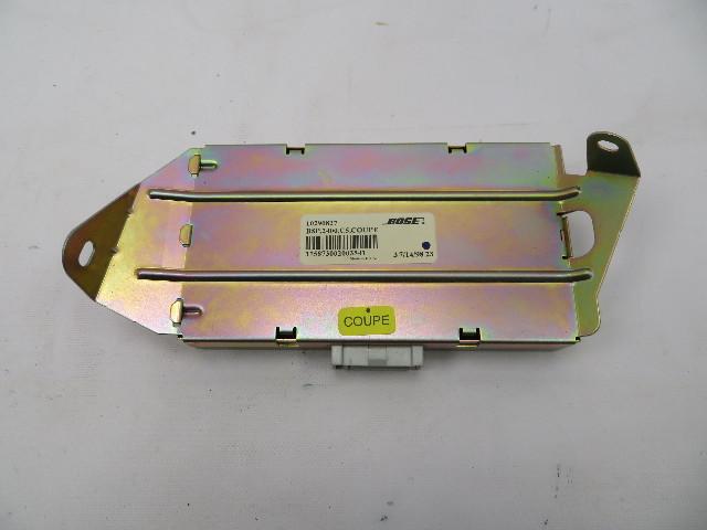 1997-2004 Chevrolet Corvette C5 #1063 Bose Amplifier Amp OEM