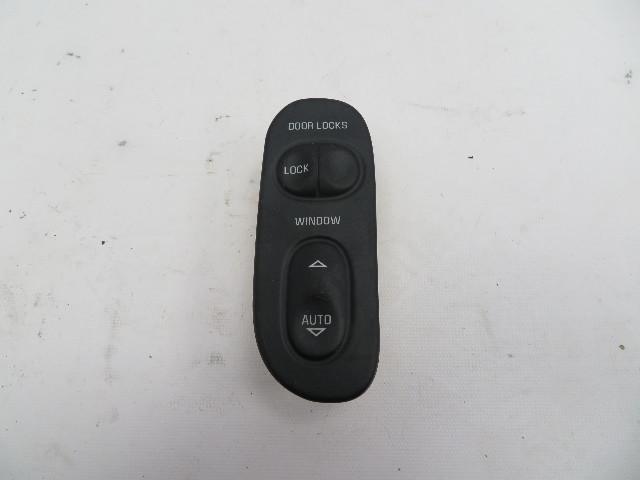 1997-2004 Chevrolet Corvette C5 #1063 OEM Passenger Window & Door Lock Switch