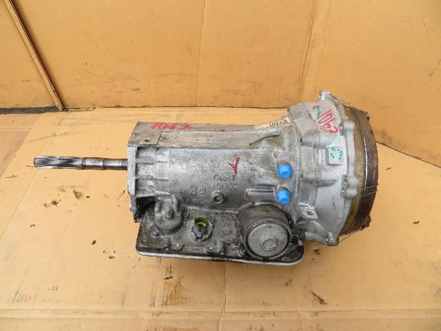 99 Chevrolet Corvette C5 #1063 Automatic Transmission 4L60E W/ Torque Converter