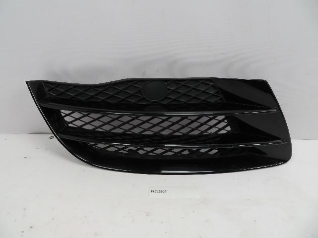 2011 Audi R8 V10 #1068 Front Bumper Air Intake Grill, Right OEM Black