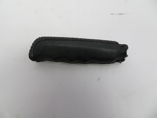 98 BMW Z3 M Roadster E36 #1069 Black Leather Parking E-Brake Handle