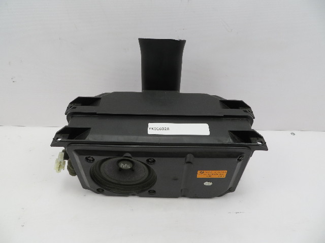 98 BMW Z3 M Roadster E36 #1069 OEM Harman Kardon Subwoofer 65138400106