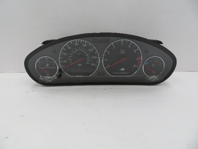 98 BMW Z3 M Roadster E36 #1069 Speedometer Instrument Cluster