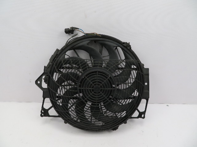 BMW Z3 M Roadster E36 #1069 Electric Auxiliary Cooling Fan & Shroud M52 S52