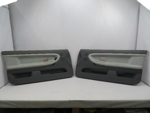 1995 BMW M3 E36 Coupe #1070 Left Right Side Door PanelPair Grey