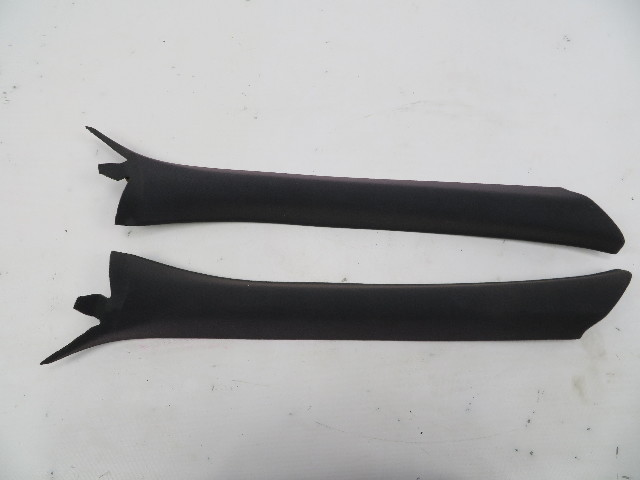 1995 BMW M3 E36 Coupe #1070 Black Cloth A-Pillar Trim Set