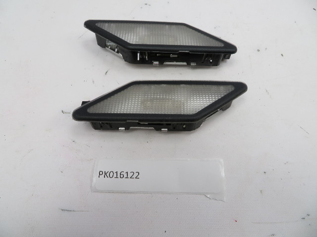 1995 BMW M3 E36 Coupe #1070 Rear Interior Dome Map Reading Light Lamp Pair