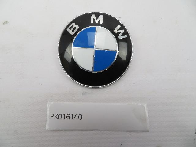 1995 BMW M3 E36 Coupe #1070Hood Emblem OEM 82mm Logo