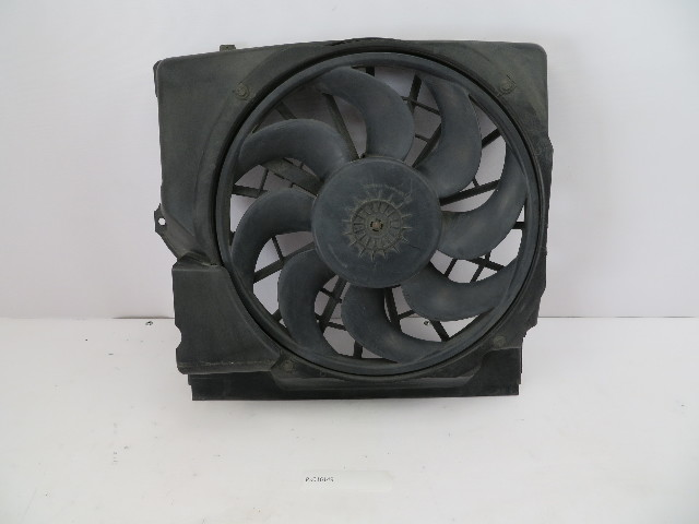 1995 BMW M3 E36 Coupe #1070 S50 Radiator Cooling Fan & Shroud