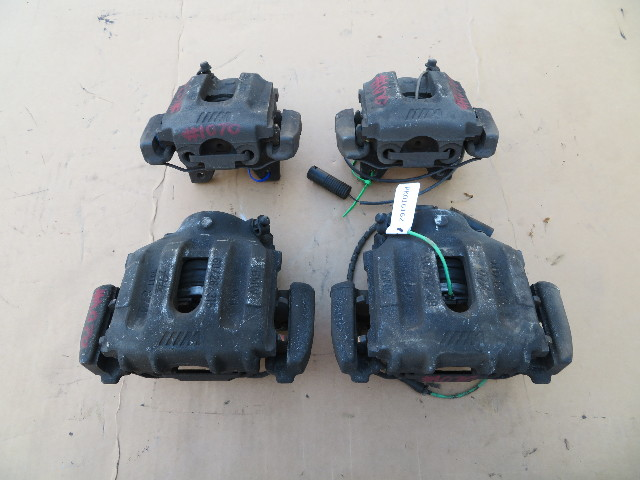 1995 BMW M3 E36 Coupe #1070 Front & Rear Brake Calipers