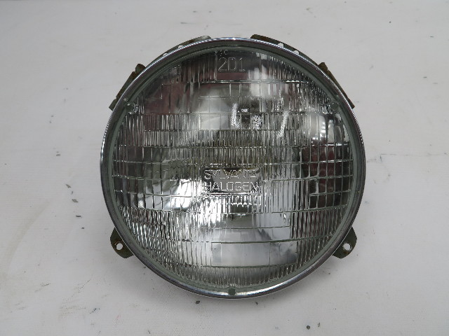 78-83 Porsche 911 SC #1072 Headlight OEM Sealed SYLVANIA