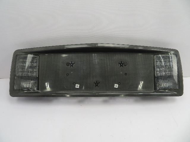 2004-2009 Cadillac XLR #1073 Trunk License Plate Mount Reverse Back Up Light Set