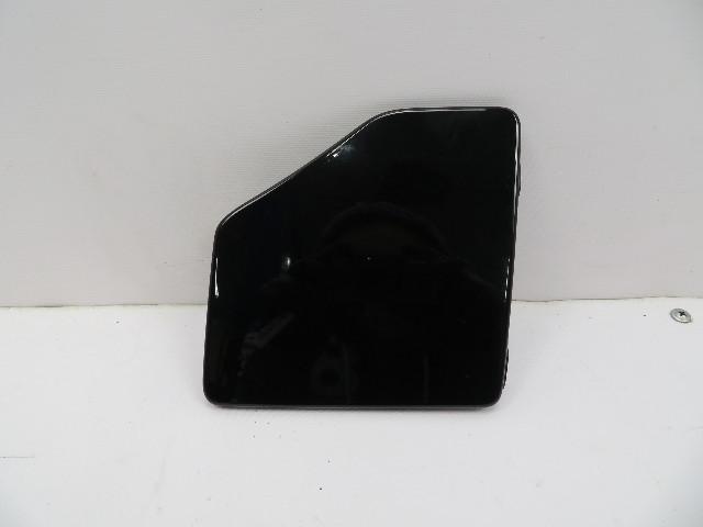 2004-2009 Cadillac XLR #1073 Fuel Gas Door Lid BLACK