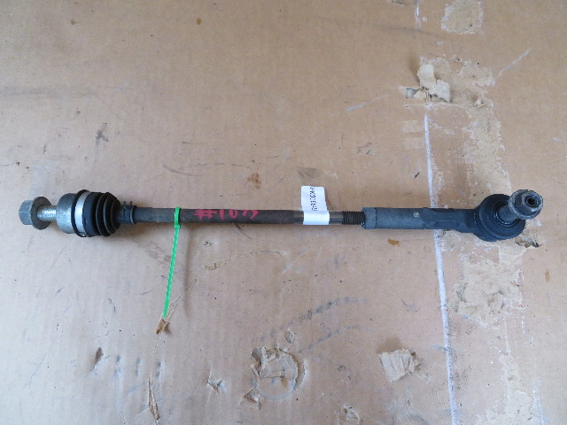 04-09 Cadillac XLR #1073 1 Rear Suspension Arm Tie Rod Adjust Link Corvette C6