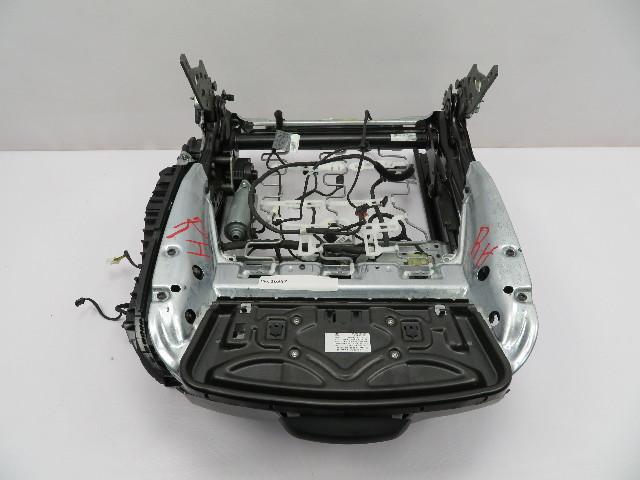 2007-2013 BMW 328i E92 #1076 Passenger Power Seat Track Rail Frame W/ Motors