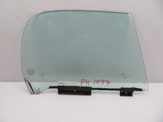 2000 BMW Z3 M Roadster E36 #1077 Right Passenger Side Door Window Glass