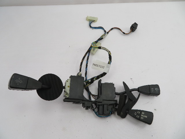 01 BMW Z3 Roadster E36 #1078 Combination Switches Turn Signal/Wiper/Cruise