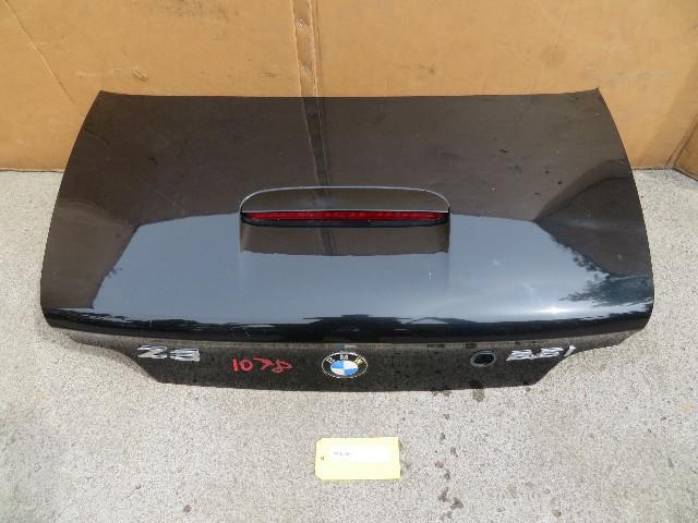 01 BMW Z3 Roadster E36 #1078 Trunk Lid