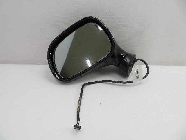 01 BMW Z3 Roadster E36 #1078 Exterior Power Side Mirror Left Driver White